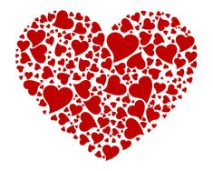 valentine's day heart pictures - Google Search
