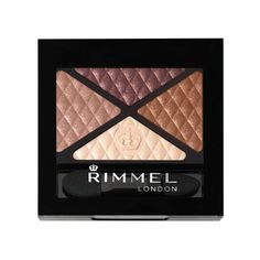Rimmel London Glam 'Eyes Quad Eye Shadow ❤ liked on Polyvore featuring beauty products, makeup, eye makeup, eyeshadow, rimmel eye shadow, rimmel eyeshadow, palette eyeshadow, rimmel and rimmel eye makeup