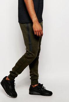 Nike Tech Fleece Pants (via ASOS) Уличная Одежда, Комплекты Nike, Модели, 6bcc7150356