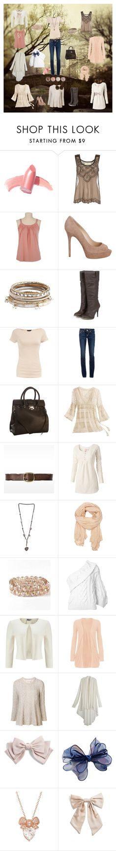 """""""Sweater Time"""" by tanya-celestial ❤ liked on Polyvore featuring Elizabeth Arden, Terre Mère, Dorothy Perkins, Jimmy Choo, MOOD, Silvian Heach, True Religion, Linea Pelle, Fat Face and Bibi Bijoux"""
