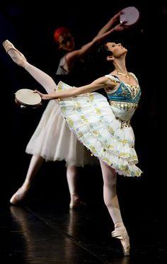 Maria Alexandrova, Bolshoi Ballet