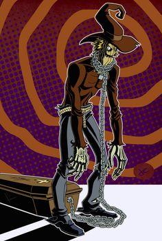 The Scarecrow by JustinCoffee.deviantart.com on @deviantART