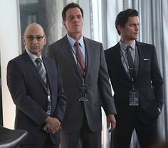 "White Collar - ""Vested Interest"""