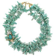 Who Knows Best necklace by Elva Fields #elvafields
