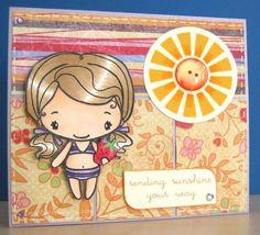 Greetingfarm Gallery - Sunshine card