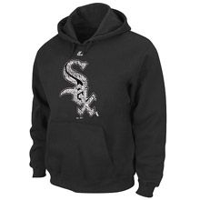Chicago White Sox Youth Hit and Run Hood by Majestic Athletic