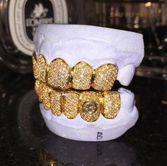 Iced Out grill