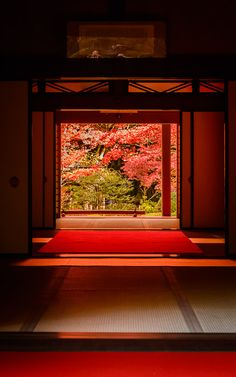 Kongorin-ji Temple, Shiga Japan by Jeffrey Friedl