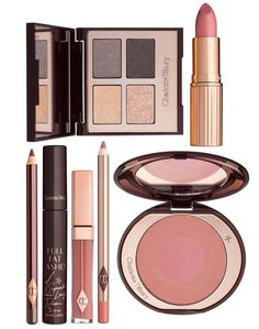 Charlotte Tilbury 'The Uptown Girl' Look