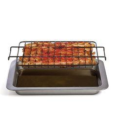Look at this #zulilyfind! Healthy Bacon Pan #zulilyfinds