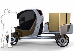 cargo urban transportation