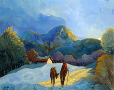 Winter Silence~ Ed Sandoval