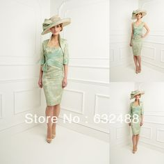 Find More Mother of the Bride Dresses Information about Noble Sheath/Column Square Neckline Knee Length Lace With Jacket Mother of the Bride Dresses Custom,High Quality lace pillow,China lace white wedding dress Suppliers, Cheap lace organza wedding dress from dreamdress 's store on Aliexpress.com