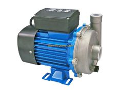 Stainless Steel Centrifugal Pumps SSP  Max. Head: 18m  Max. Flow Rate: 7.5 m3/h  Power: 0.5/1.0hp  Application:  Those series pumps are suitable for the application of water supply, pure water or drinking water bottling, especially suitable for conveying the suspended solids in the food technological process line, air-condition or cooling system, dishwasher, industrial washing and others.