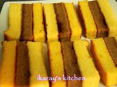 Resep Masakan Indonesia | Authentic Indonesian Recipes » Kue Lapis Surabaya