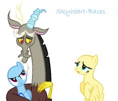 Base 23 (Collab w/ Discord) by Skyheart-Bases on DeviantArt Pony Drawing, Drawing Stuff, Mlp Base, Mlp Pony, Art Reference Poses, Discord, Ponies, My Little Pony, Deviantart