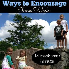 How You Can Encourage Teamwork in Any Elementary Classroom  #teamwork #edchat #educhat