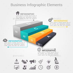 #Modern Infographic Options #Banner - #Infographics Download here: https://graphicriver.net/item/modern-infographic-options-banner/11885246?ref=alena994