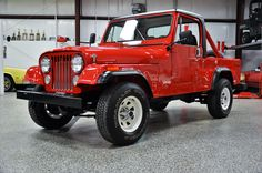 Bid for the chance to own a Restored 1985 Jeep Scrambler at auction with Bring a Trailer, the home of the best vintage and classic cars online. Trucks For Sale, Cars For Sale, Jeep Scrambler, Jeep Cj7, Vintage Air, Jeep Truck, Classic Cars Online, Lifted Trucks, Cars And Motorcycles