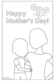 Mother's Day printable.