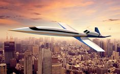 spike S-512 supersonic jet features windowless cabin for panoramic views - designboom | architecture & design magazine