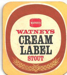 Watneys Vintage Beer Mat