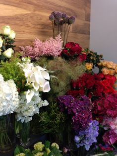 our flowers selections
