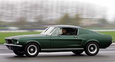 Mustang 390 Fastback