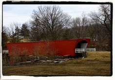 Oh yes..Iowa has some beautiful covered bridges