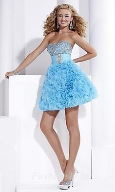 8bab8d2b00 Flattering A-line Sweetheart Beaded Short Sexy Blue Homecoming Dresses  Under 200