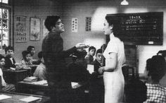 Teenager Bruce Lee in the film 'The Orphan'