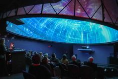 Take A Journey Through The Solar System Beneath A 30-Foot Sci-Dome At The Works In Ohio Family Outing, Family Day, 3d Solar System, Ohio Hiking, Brandywine Falls, Discovery Museum, The Buckeye State, Immersive Experience, Sistema Solar