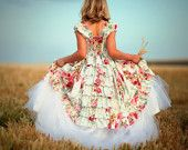 vintageprecious Special occasion girls dresses and girls formal dresses #etsyfollow