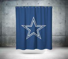Dallas Cowboys NFL Shower Curtain