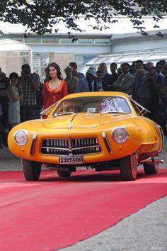 1952 Pegaso Z-102 Cupula Enasa.Classic Car Art&Design @classic_car_art #ClassicCarArtDesign