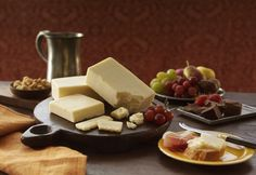 """""""Beware, BellaVitano can be addicting! Don't be surprised if you have one or two guests finding their way back to the cheese tray again and again after they get their first taste"""" via Pursuitist Luxury"""