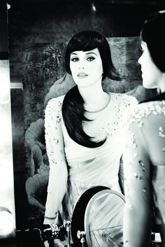 Katy Perry by Ellen von Unwerth for GHD 2012