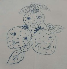 Fruit And Veg, Strawberry, Embroidery, Sewing, Faces, Videos, Art, Scrappy Quilts, Strawberry Fruit
