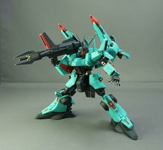 AMX-014 Doven-Wolf: Mixing Build
