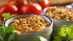 Croustillant de tomate