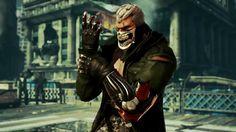 31 Best Bryan Fury Tekken Images Bryan Fury Fighting