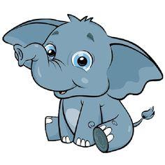 cute elephant clipart image giraffe elephant clip art rh pinterest com cute elephant clipart black and white cute elephant clipart