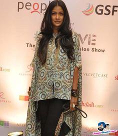 Evolve Digital India Fashion Show -- Carol Gracias Picture # 298561