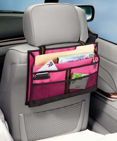 Take a look at this High Road Pink Driver Organizer by High Road on #zulily today!