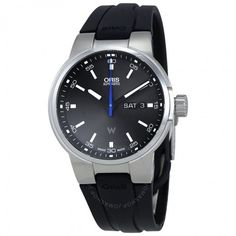 Oris Williams Day Date Black Dial Automatic Men's Watch 01 735 7740 4154-07 4 24 54FC