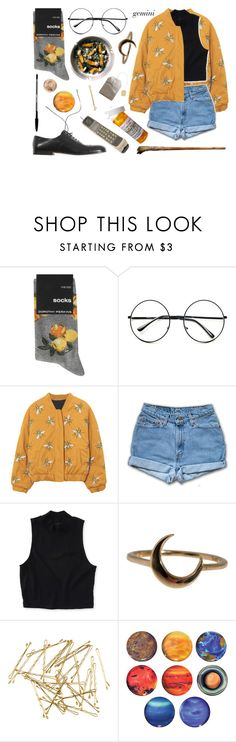 """""""Gemini (untitled #2)"""" by meiryn ❤ liked on Polyvore featuring Dorothy Perkins, Retrò, Aéropostale, Margaret Howell, Lulu Frost and H&M"""