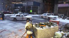 [47] The Division ディビジョン  ガーメント サイドミッション  救助:ガーメントの市民