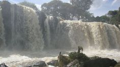 The Magnificent 14 Waterfalls in Kenya