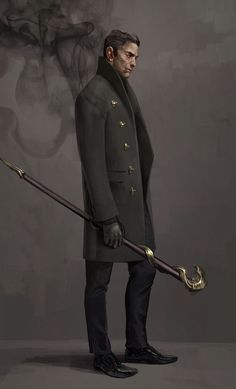 ArtStation - by Daria Rashev Fantasy Character Design, Character Creation, Character Design Inspiration, Character Concept, Character Art, Concept Art, Urban Concept, Dungeons And Dragons Characters, Dnd Characters