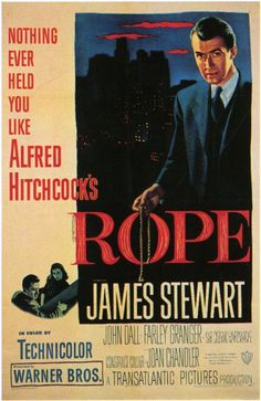 Rope 11x17 Movie Poster (1948)